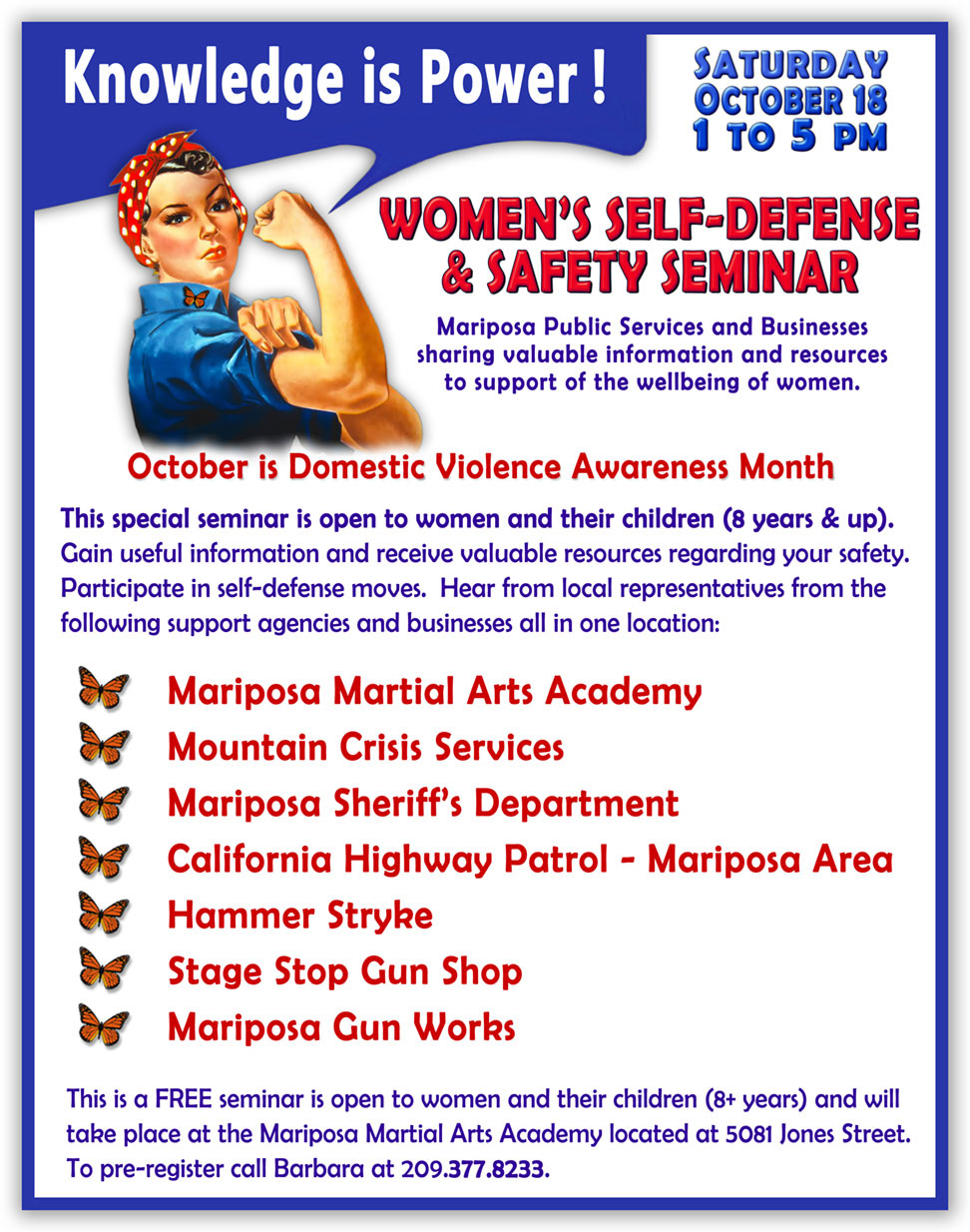 1104 Women S Self Defense Safety Seminar To Be Held In Mariposa On October 18 2014 furthermore Plans And Strategies further Self Will Addiction as well Recovering Alcoholic Helps Addicts Homeless furthermore Riley Led Light Fixture Fan P Lk180led. on transitional housing