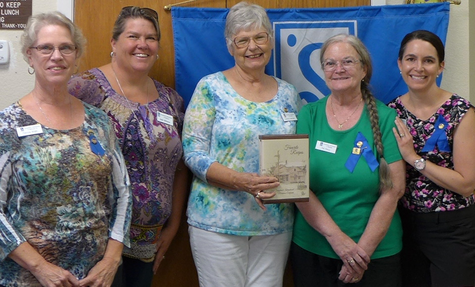 Soroptimist Cookbook