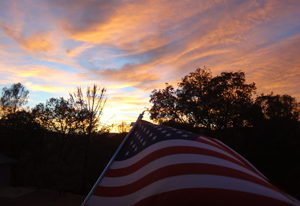 mariposa county flag sunset tr 300