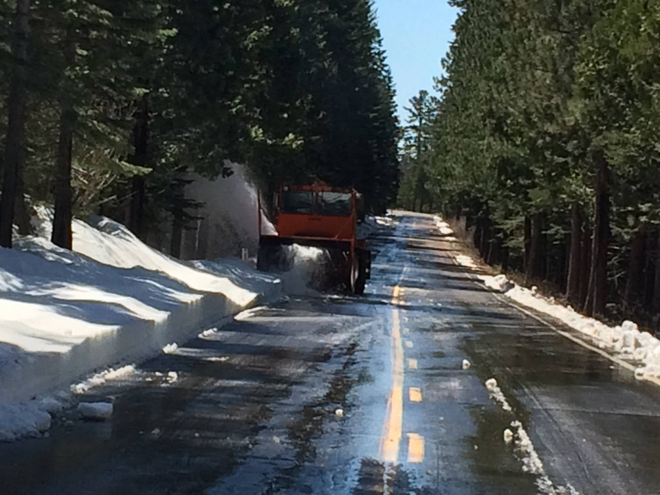 Cal Trans Road Conditions 77