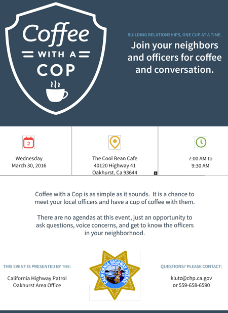 Problems with dating a police officer