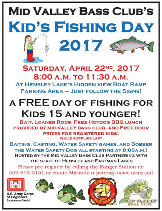 4 22 17 Kids Fishing Day