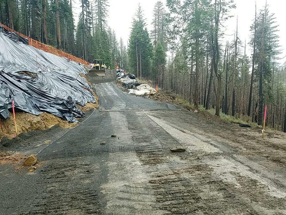 Lee Auto Sales >> Yosemite National Park Continues Repairs on Big Oak Flat Road