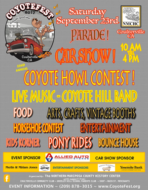 2017 CoyoteFest ad