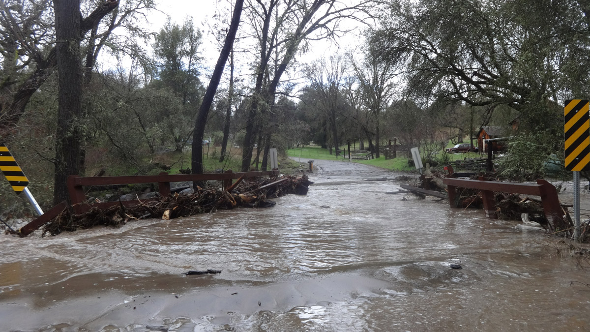 Photo of the Day – February 3, 2017 – Flooded Roads in ...