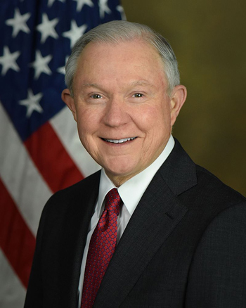 jeff sessions attorney general official photo