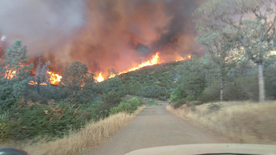 detwiler fire mariposa county sunday afternoon 11 credit mariposa county fire