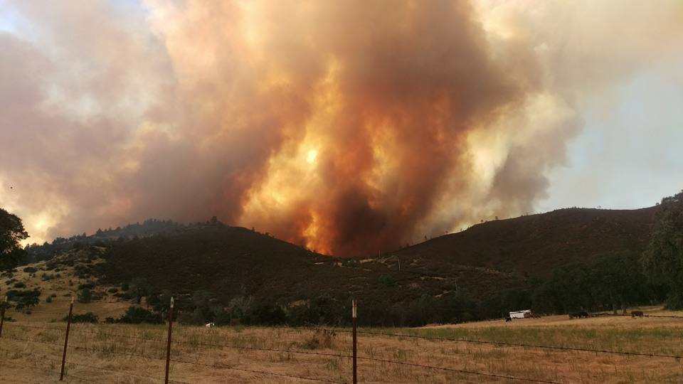 detwiler fire mariposa county sunday afternoon 3 credit mariposa county fire