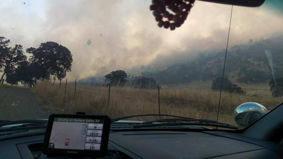 detwiler fire mariposa county sunday afternoon 6 credit mariposa county fire