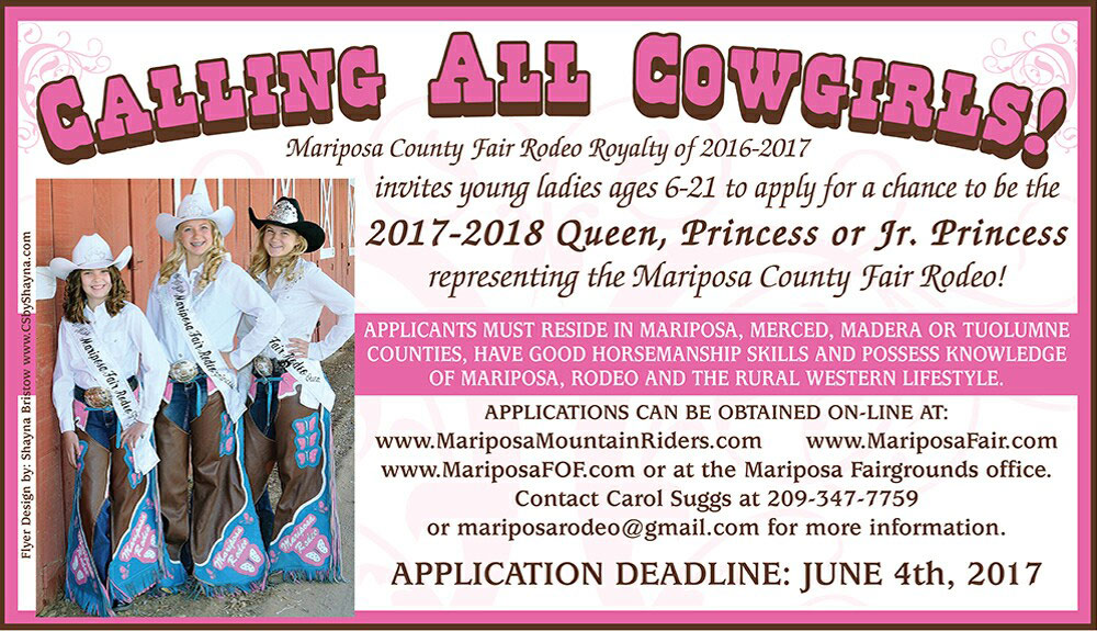 Calling All Cowgirls Rodeo Queen