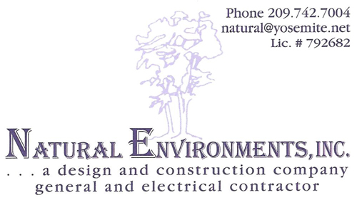 Natural Environments Inc