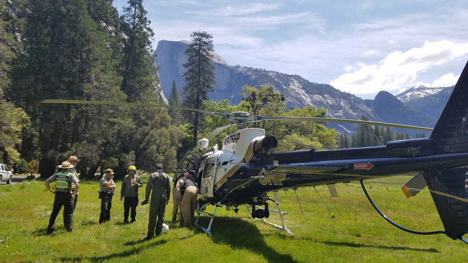 Rangers continue search for missing veteran in Yosemite National Park