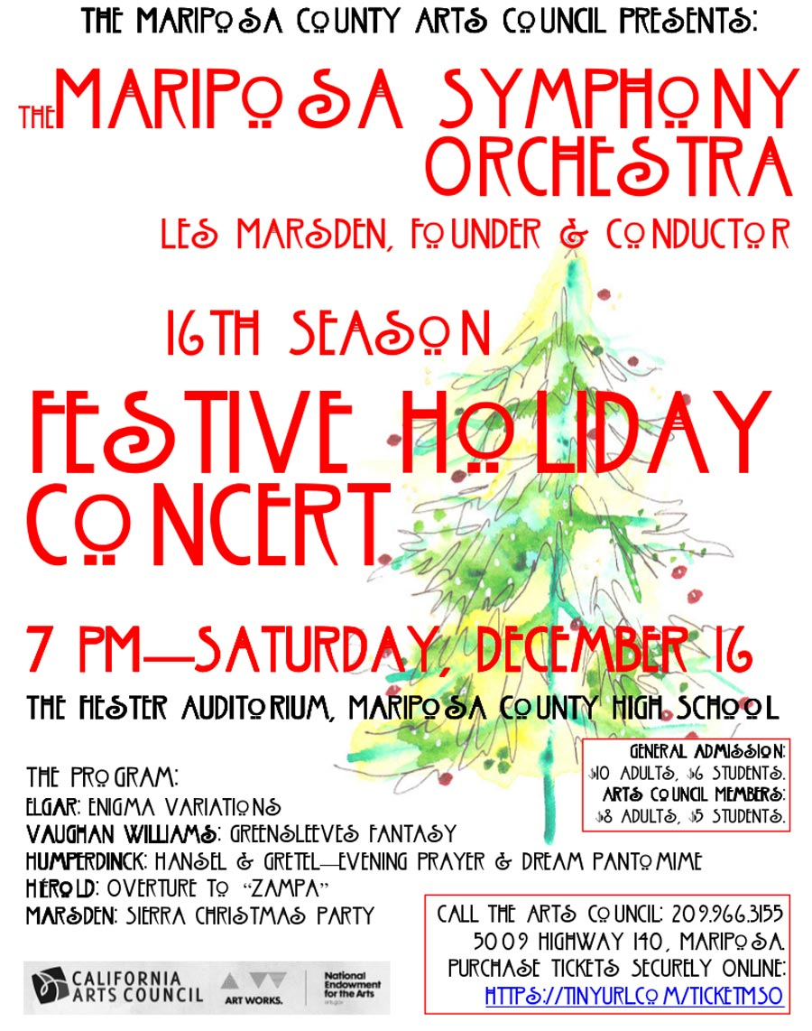 12 16 17 MSO Holiday Concert