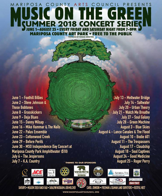 2018 Music on the Green sm