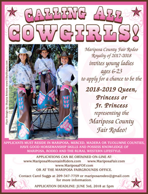 Rodeo Queen ad