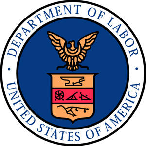 department of labor seal logo