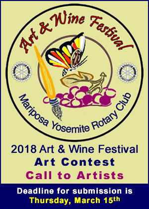 2018 Mariposa Art n Wine Contest