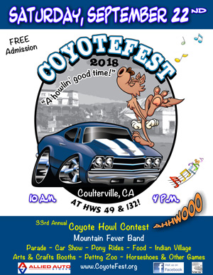 9 22 18 CoyoteFest ad