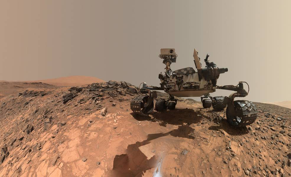 NASA set to reveal new discovery on Mars by Curiosity rover
