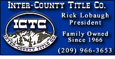 'Click' For More Info: Inter-County Title Company Located in Mariposa, California