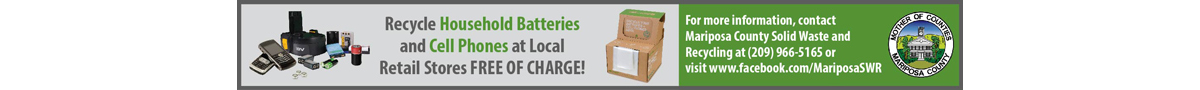 Recycle Household Batteries and Cell Phones at Local Retail Stores FREE OF CHARGE!