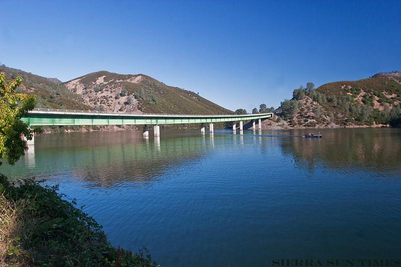 Sierra sun times for Lake mcclure fishing report