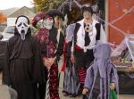 Coulterville Hosts 7th Annual Trunk or Treat Halloween Festival on Saturday, October 28, 2017