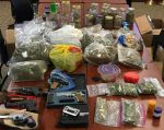 Coulterville Man Arrested in Mariposa County Marijuana Bust