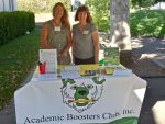 Mariposa Academic Boosters Club Participates in Mariposa County High School Orientation