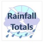 Rainfall Totals for the Central Valley and Foothill Locations Including Mariposa County and Madera County Ending Thursday Morning, September 21, 2017