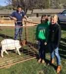 Sierra Foothill Charter School Students Participate in FFA Ag Expo at Mariposa Elementary School