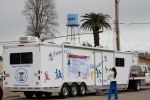 Fresno State Health Mobile Unit Provides Free Health Services In Oakhurst On Tuesday, March 20