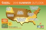 Farmers' Almanac™ Releases National Summer 2018 Weather Predictions – Hot with Average Precipitation for the West