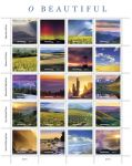 U.S. Postal Service to Issue O Beautiful Forever Stamps