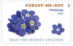 USPS Issues Limited Edition Missing Children Stamps