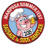 "Mariposa Friends of the Fairgrounds to Host 4th Annual ""Sausage & Suds Sampler"" on June 27, 2015"