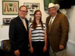 Senator Tom Berryhill and Assemblyman Frank Bigelow Honored Mammoth High's Hometown Superstar at California State Capitol