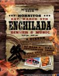 Enjoy the 67th Annual Hornitos Enchilada Dinner on March 5, 2016