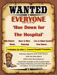 Don't Miss John C. Fremont Hospital Foundation's 'Hoe-Down for the Hospital' Fundraiser on August 6, 2016