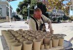 Ceramic Artist and Veteran Ehren Tool Featured at Upcoming Mariposa Yosemite Rotary Art & Wine Festival