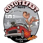 Coulterville CoyoteFest Event Schedule for 2017