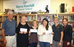Sierra Foothill Charter School Receives Kids First Grant Awards