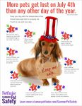 Fourth of July Pet Safety Tips