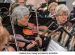 Enjoy the Mariposa Symphony Orchestra's 15th Annual Holiday Concert on December 17, 2016