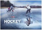 U.S. Postal Service and Canada Post Jointly Issue The History of Hockey Stamps