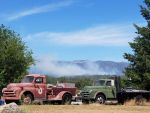 CAL FIRE Friday Evening Boyer Fire in Mariposa County Update: 75 Acres with 40% Containment