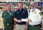 Mariposa Pioneer Market Donates to Local Senior Meals Program