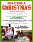Celebrate Christmas in Coulterville on December 17, 2016