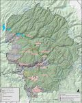 Updates on South Fork Fire in Yosemite National Park for Thursday Afternoon, September 21, 2017
