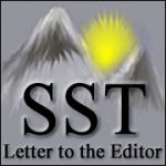 Letter to the Editor - Jessica Morse is a Candidate with Integrity